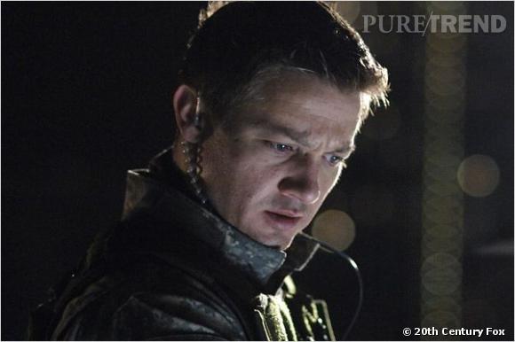 """Dans """"28 semaines plus tard"""", Jeremy Renner a encore un rôle secondaire..."""
