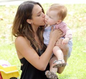 Jessica Alba, Katie Holmes... Les 15 plus belles mamans