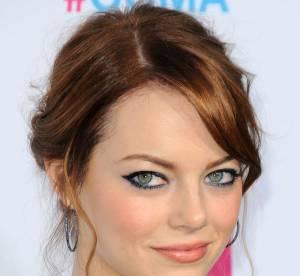 Emma Stone, Adele, Kristen Stewart : l'eyeliner souligne le regard des stars