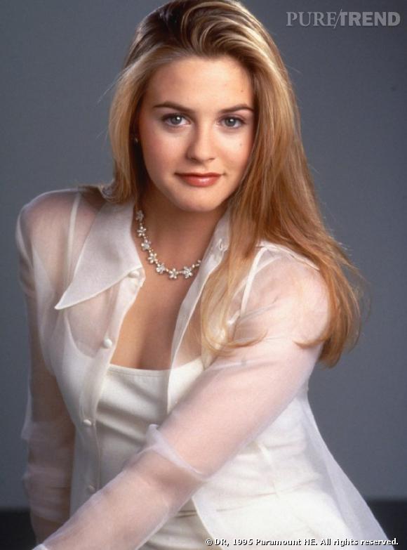 Alicia Silverstone dans les 90's c'était ça.