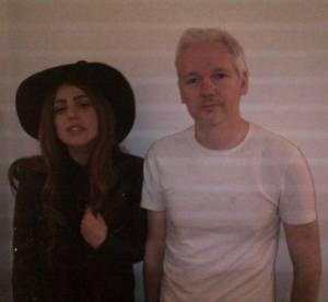 Lady Gaga, MIA, Oliver Stone : Julian Assange et son comité de soutien