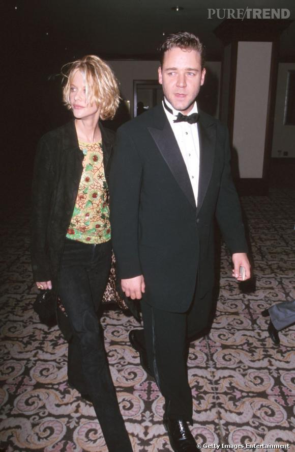 De 1999 à 2001 il sort avec Meg Ryan.