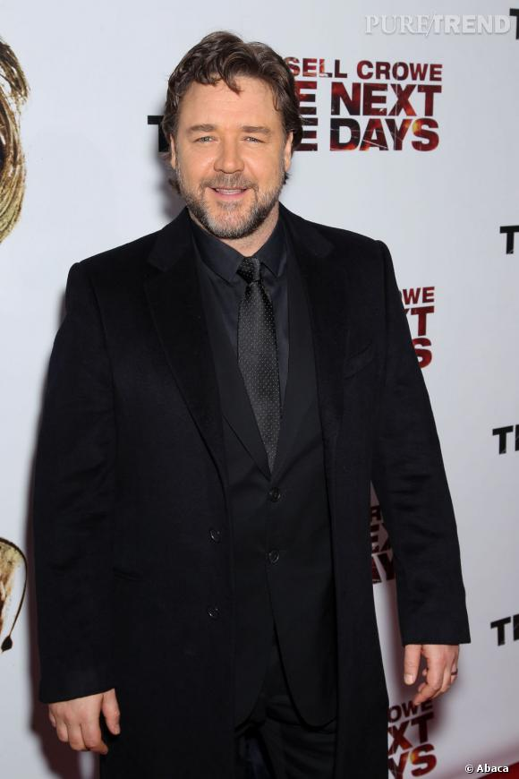 Russell Crowe : le nouveau célibataire d'Hollywood.