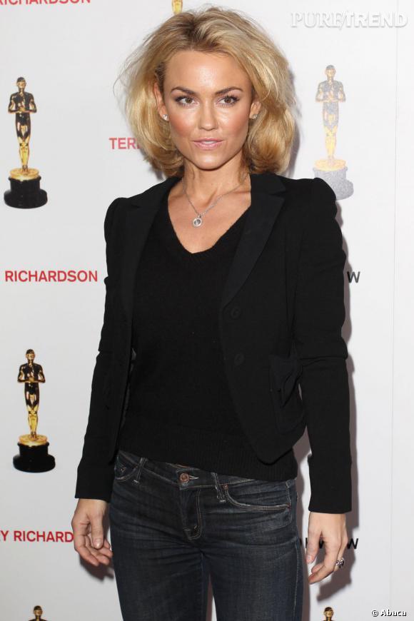 """Depuis l'arrêt de """"Nip Tuck"""", l'actrice a joué dans un épisode de """"The Finder"""", série annulée au bout d'une saison."""