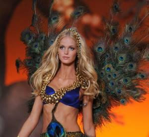 Pourtant, lorsqu'on la voit aux défilés Victoria's Secret, on se dit que la top n'a pas besoin de retouches !