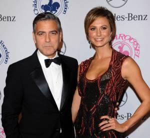 George Clooney et Stacy Keibler : une récompense méritée pour l'engagement humanitaire de l'acteur