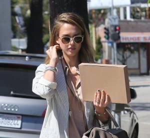 Jessica Alba, son nouveau chouchou Miky : it-bag wanted !