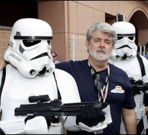 George Lucas a vendu son entreprise Lucasfilm au géant Disney pour 4 milliards de dollars...