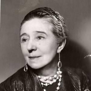 Portrait de Jeanne Lanvin, 1930.