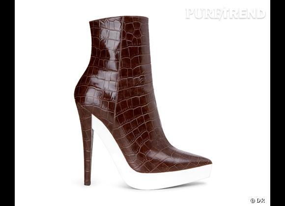 50 bottes, boots et bottines pour cet hiver !       Bottes Stella McCartney, 650 €
