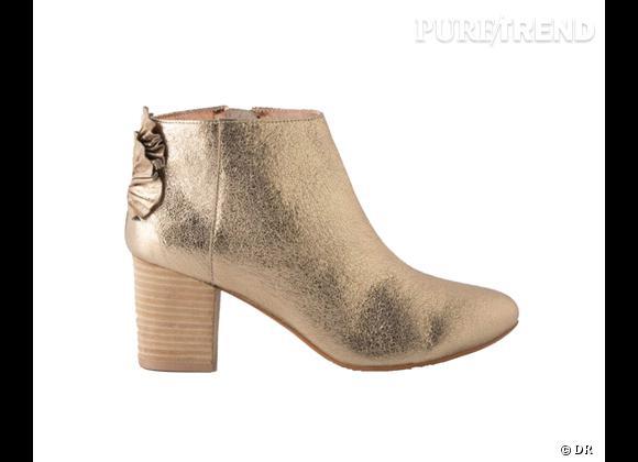 50 bottes, boots et bottines pour cet hiver !       Boots Anthropologie, 176 € sur  eu.anthropologie.com