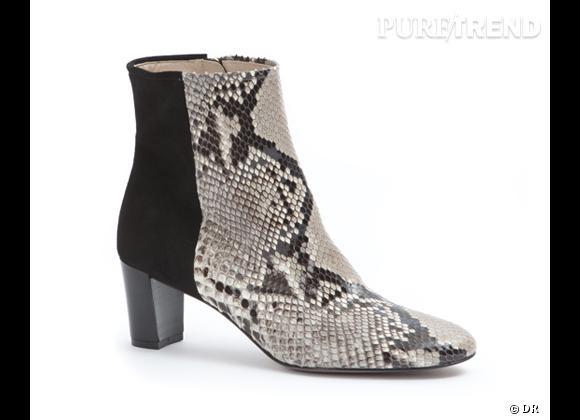 50 bottes, boots et bottines pour cet hiver !       Boots Paule Ka, 760 €