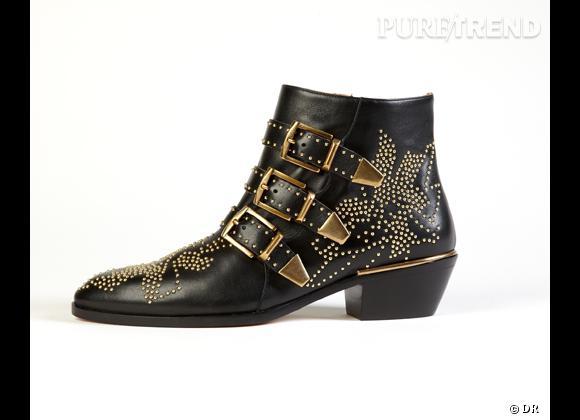50 bottes, boots et bottines pour cet hiver !       Bottines Susanna Chloe, 850 €