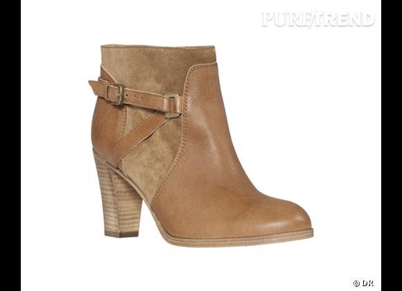 50 bottes, boots et bottines pour cet hiver !       Bottines Comptoir des Cotonniers, 210 €