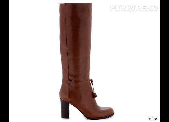 50 bottes, boots et bottines pour cet hiver !       Bottes hautes CosmoParis, 219 €