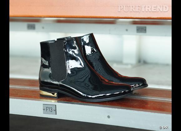 50 bottes, boots et bottines pour cet hiver !       Bottines Claudie Pierlot, 295 €