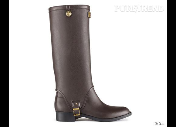 50 bottes, boots et bottines pour cet hiver !       Bottes Hunter, environ 100 €