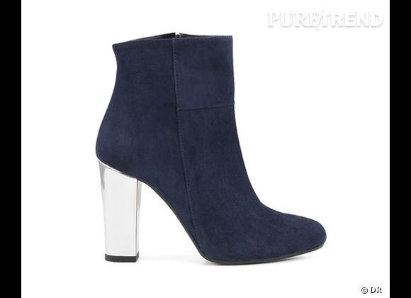 50 bottes, boots et bottines pour cet hiver !       Bottines San Marina, 119,90 €