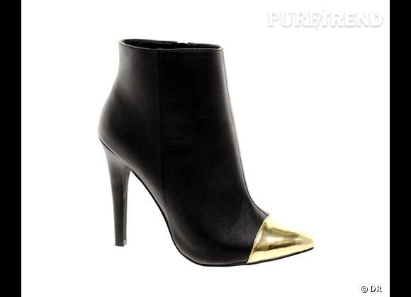 50 bottes, boots et bottines pour cet hiver !       Bottines Asos, 48,62 €