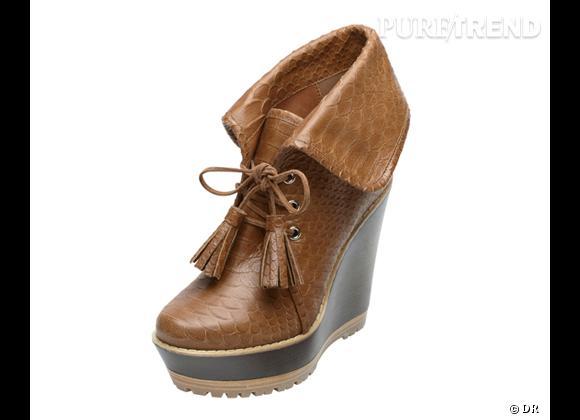 50 bottes, boots et bottines pour cet hiver !       Boots Mulberry, 810 €