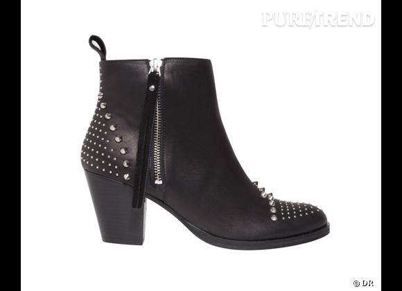 50 bottes, boots et bottines pour cet hiver ! Boots Sandro, 395 \u20ac.
