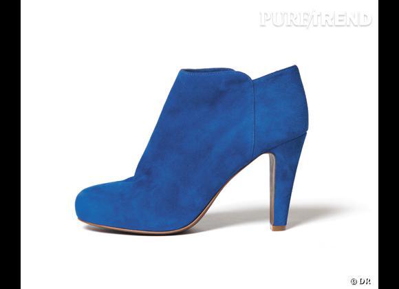 50 bottes, boots et bottines pour cet hiver !       Bottines See by Chloé aux Galeries Lafayette, 275 €