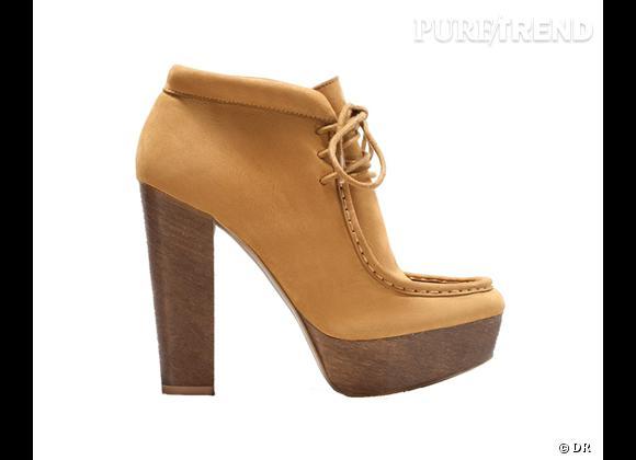 50 bottes, boots et bottines pour cet hiver !       Boots Zara, 79,95 €