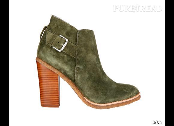 50 bottes, boots et bottines pour cet hiver !       Low boots Gap, 89,95 €