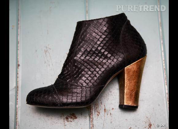 50 bottes, boots et bottines pour cet hiver !       Bottines Roseanna, 520 €