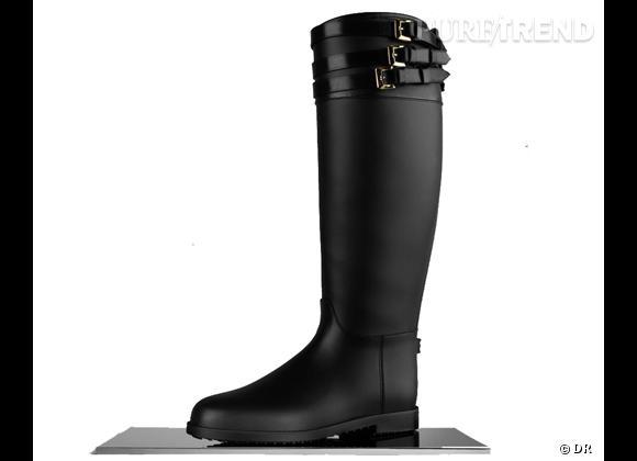 50 bottes, boots et bottines pour cet hiver !       Bottes Burberry, 275 €