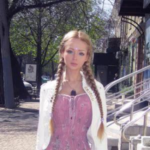 Valeria Lukyanova le phénomène du moment.