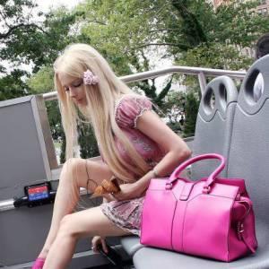 Valeria Lukyanova, une Barbie plus vraie que nature.