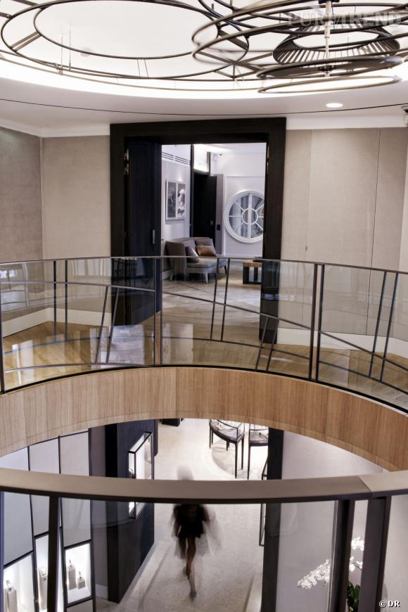 Boutique Jaeger-LeCoultre, 7 Place Vendôme - 75001 Paris.
