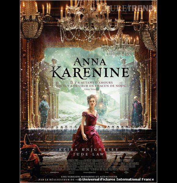 """""""Anna Karenine"""", au cinéma le 5 décembre."""