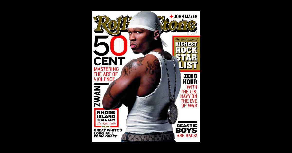 N°20 In Da Club 50 Cent 2003