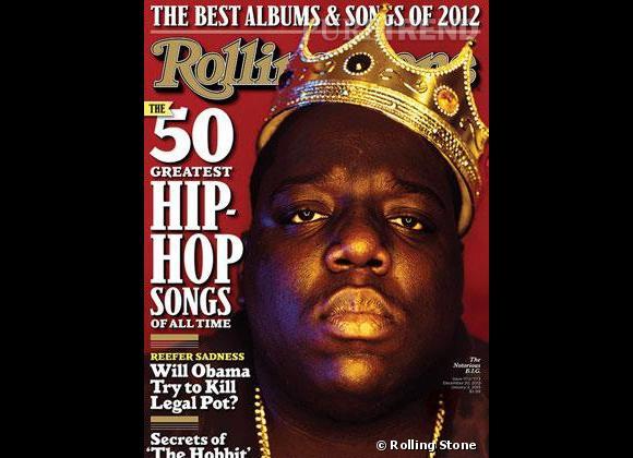 """N°8 """"Juicy"""" Notorious B.I.G.  1994 ."""