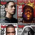 Rolling Stone sacre les 50 plus grands sons hip hop de tous les temps.