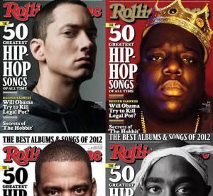 Jay-Z, Dr.Dre, 50 cent : le best of du hip hop selon Rolling Stone
