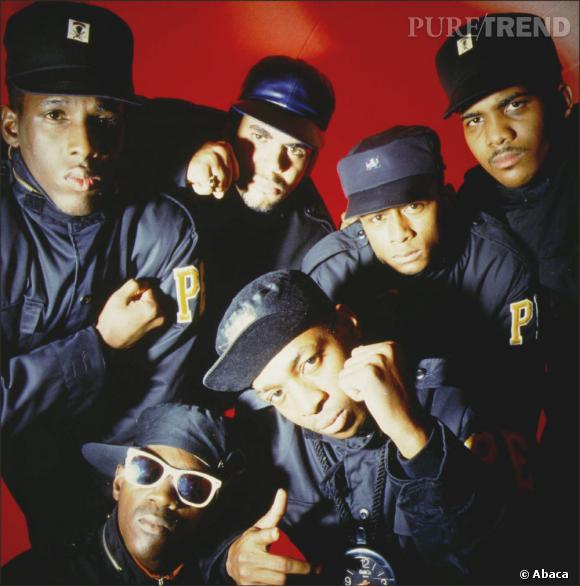 """N°14 """"Rebel Without a Pause"""" Public Enemy  1988 ."""