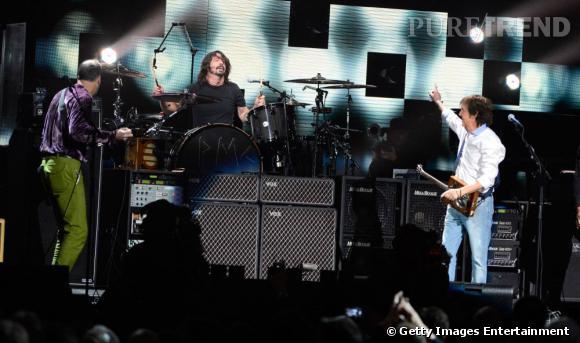 Les membres de Nirvana n'ont pas joué ensemble depuis la mort de leur leader en 1994.