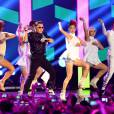 Psy et sa danse du cheval invisible sont devenus le phénomène de l'année 2012.