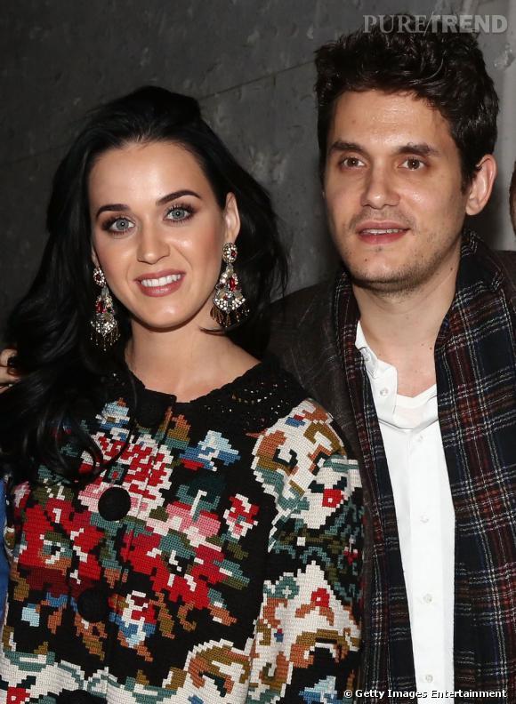 Katy Perry fait faire tout ce qu'elle veut au bourreau des coeurs d'Hollywood, John Mayer.