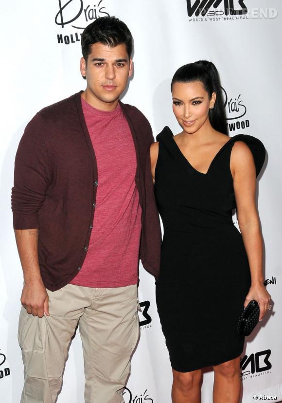 Sur les conseils de sa soeur, Rob Kardashian a craqué pour le Botox... à seulement 25 ans.