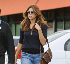Eva Mendes, sexy boy... a shopper
