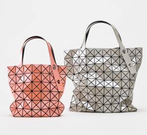 Les it-bags Bao Bao d'Issey Miyake à l'honneur dans un pop-up store