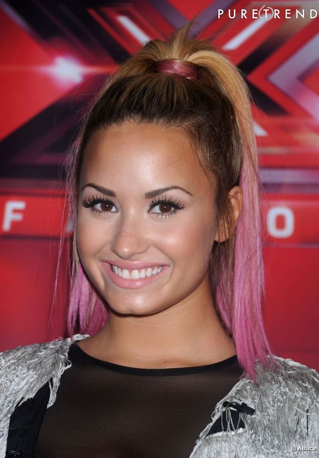 Lévolution beauté de Demi Lovato : Ici, la base reste
