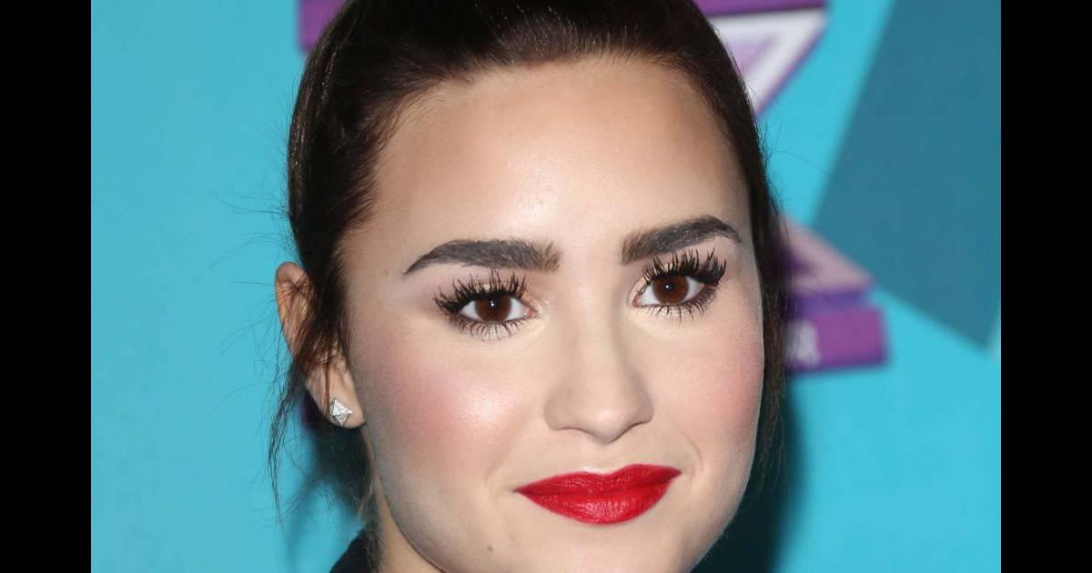 Lévolution beauté de Demi Lovato : Enième retour au brun