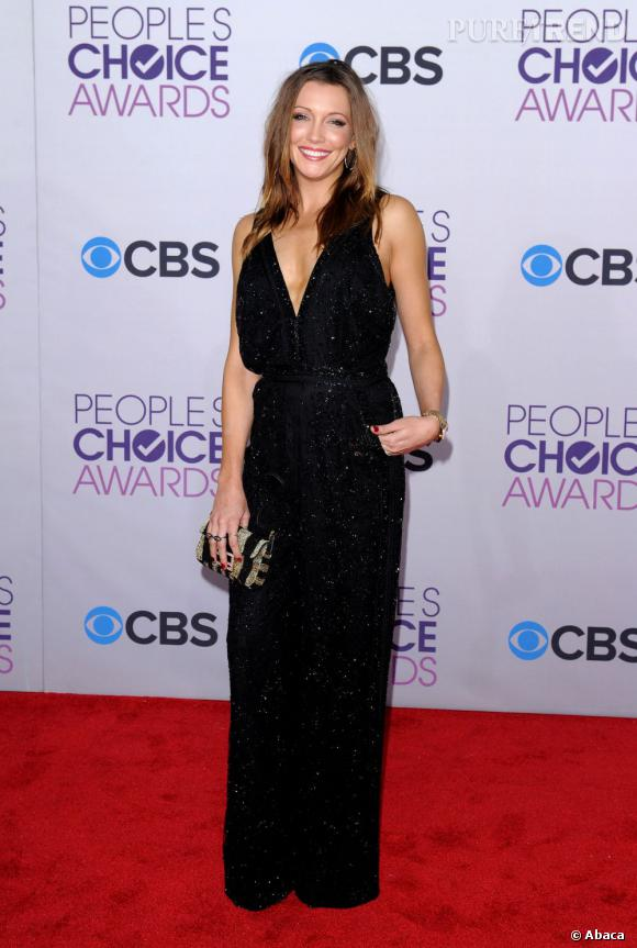Katie Cassidy aux People's Choice Awards 2013.