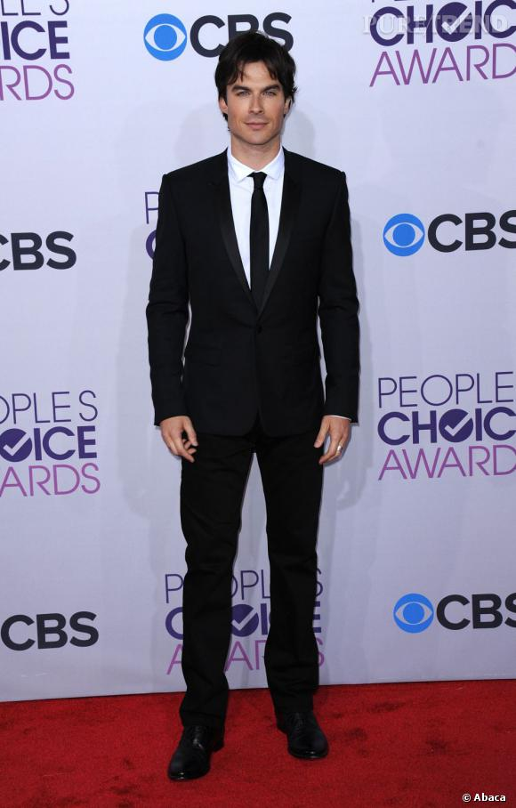 Ian Somerhalder aux People's Choice Awards 2013.