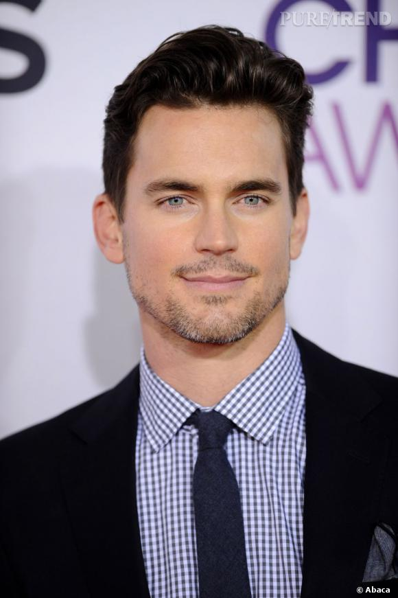 Matt Bomer aux People's Choice Awards 2013.